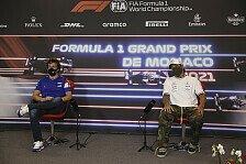 Formel 1 2021: Monaco GP - Vorbereitungen Mittwoch