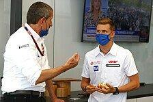 Neuer Vertrag für Mick Schumacher im Sommer? Haas klärt Details