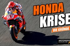 MotoGP - Video: MotoGP-Q&A: Was läuft bei Honda schief?