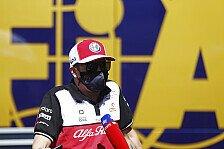 Kimi Räikkönen über Zweikämpfe: Früher ging's auch ohne Regeln