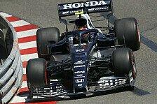 Formel 1, Tsunoda-Crash am Donnerstag nicht der Worst Case
