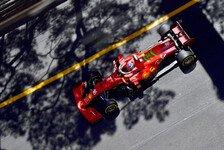 Formel 1, Monaco FP2: Ferrari dominiert, Unfall von Schumacher