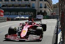 Formel 1 Ticker-Nachlese Monaco: Reaktionen zu den Trainings