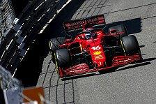 Formel 1, Ferrari-Knüller in Monaco? Sind ernsthafte Bedrohung