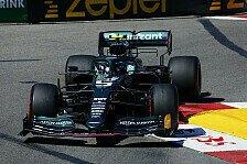 Formel 1, Aston Martin 2021: Vettel noch nicht auf Perez-Niveau