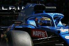 Fernando Alonso gesteht: Formel-1-Comeback etwas unterschätzt