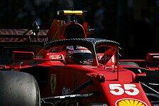 Formel 1, Sainz nach Leclerc-Crash sauer: Schwer zu akzeptieren