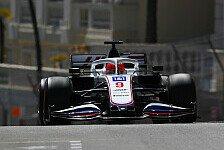 Haas-Teamchef Steiner: Mazepin-Durchbruch etwas überraschend