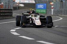 Formel 2: Pourchaire in Monaco von der Pole zum Sieg