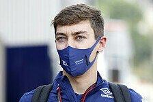 Formel 1, Mercedes-Vertrag schon fix? Russell wehrt Gerüchte ab