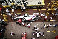 Formel 1, Mick Schumacher: Kein Monaco-Qualifying nach Crash