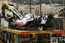 Mick Schumacher ärgert Monaco-Crash: Qualifying-Chance vergeben