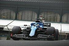 Alonso nach Qualifying überrascht: Wir haben mehr erwartet