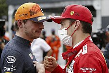 Formel 1 - Max Verstappen: Leclerc crasht Red Bulls Monaco-Pole