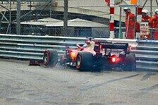 Formel 1, Leclerc bangt um Pole: Ferrari nach Unfall kaputt?