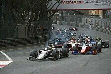 Formel 2 und Formel 3: Neuer Punkteschlüssel für Saison 2022