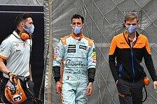 Ricciardo von Norris zerstört: Weigere mich, das zu glauben