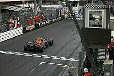 Formel 1 2021: Monaco GP - Rennen