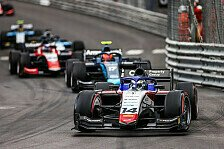 Formel 2: Monaco-Premiere stellt Beckmann vor Herausforderungen