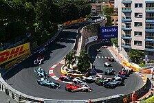 Formel E vs. Formel 1: Monaco-Rennen im direkten Vergleich