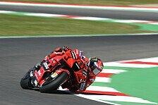 MotoGP Mugello - FP3: Bagnaia voran, Vinales und Marquez in Q1