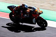 Brad Binder stellt mit KTM MotoGP-Topspeed-Rekord ein