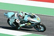 Moto3 Mugello: Dennis Foggia siegt, Pedro Acosta nur Achter