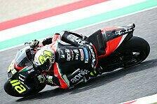 MotoGP Barcelona: Aleix Espargaro holt Bestzeit im 1. Training