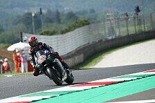 MotoGP: Live-Ticker - Quartararo-Sieg an tragischem Wochenende
