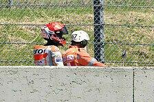 Marc Marquez nach Crash: Es war mein Fehler