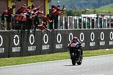 MotoGP-Analyse: Quartararo lässt Ducati blass aussehen