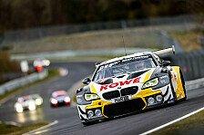 24h Nürburgring 2021: Pole Position für BMW im Regen-Qualifying