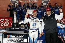 NASCAR 2021: Fotos Rennen 15 - Charlotte Motor Speedway