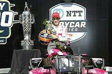 IndyCar 2021: Fotos Rennen 6 - Indianapolis II (Indy 500)