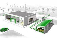 Stromspeicher: Das plant Skoda mit alten Akkus von Elektroautos