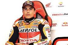 Marc Marquez: Vergessen, wie schwierig MotoGP ist