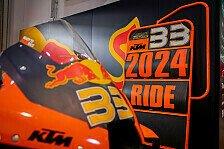 MotoGP: Brad Binder verlängert bei KTM bis 2024
