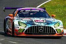 24h Nürburgring Quali 1: HRT-Mercedes vor Frikadelli-Porsche