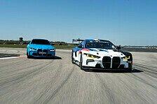 BMW lässt Hüllen fallen: Alle Bilder vom neuen BMW M4 GT3