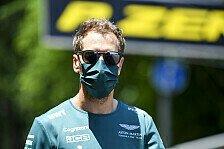 Sebastian Vettel in Baku: Aston-Martin-Durchbruch bestätigen