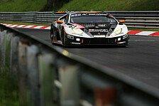 24h Nürburgring, 2. Qualifying: Lamborghini mit Kampfansage