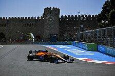 Formel 1 Baku 2021: Latifi für SC-Irrtum hart bestraft