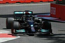 Formel 1, Mercedes-Debakel in Baku: Schlimmer als Monaco
