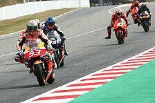 Streit um Bummelei: Zweierlei Maß bei MotoGP und Moto3?