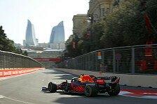 Formel 1 Ticker-Nachlese Baku: Stimmen zu den Trainings