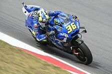 MotoGP-Weltmeister Joan Mir übt harsche Kritik an Suzuki