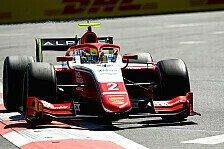 Formel 2 Silverstone: Oscar Piastri dominiert Qualifying