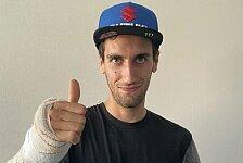 Alex Rins: OP erfolgreich, Comeback am Sachsenring geplant