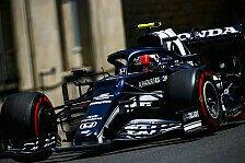 Formel 1, Gasly plötzlich im Pole-Kampf: AlphaTauri unglaublich