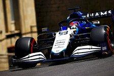 Formel 1, Baku: Williams ist Verlierer nach Verstappen-Crash